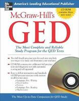 GED : The Most Complete and Reliable Study Program for the GED Tests