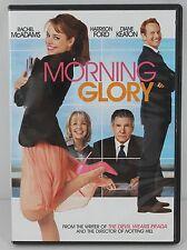 Morning Glory DVD 2010 Widescreen Rachel McAdams