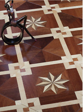 Walnut Flooring Tile Wallpaper Hardwood flooring wood flooring Tile Medallion