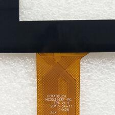 Brand New 10.1'' HC253168F-PG FPC V1.0 Touch Screen Digitizer Sensor Panel