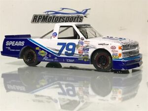 RARE * RACED VERSION #79 KEVIN HARVICK * SPEARS MANUFACTURING Raced @ LOUISVILLE