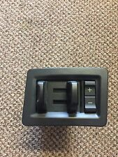 2015 2016 2017  FORD F150 FACTORY TRAILER BRAKE CONTROLLER IN DASH, SWITCH