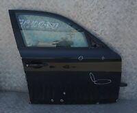 BMW 1 SERIES 27 E87 E87N Door Front Right O/S Black Sapphire Metallic - 475