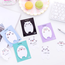 Random Lovely Sheep Staky Notes Bookmark Markers Post-It Guestbook Office Supply