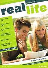 Pearson REAL LIFE Elementary STUDENTS' BOOK by Hobbs, Starr Keddle @BRAND NEW@
