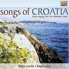 Songs Of Croatia: Klapa Singing from the Dalmatian Coast, New Music