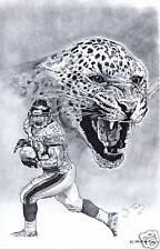 Maurice Jones-Drew Jacksonville Jaguars poster picture ART