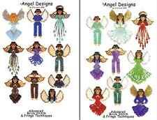 Angel Designs Bead Pattern Book by Rita Sova ISBN 09668236-0-5