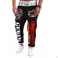 Pantalones Casuales para Hombre Pantalón Largo Pantalones Deportivos Jogging