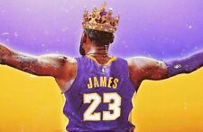 LeBron James LA Lakers Poster! LAST ONE!!!