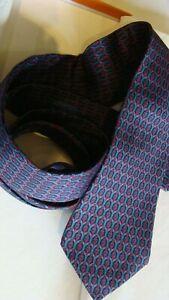 HERMES silk tie,Classic.