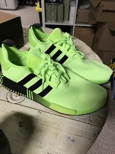 Adidas NMD R1 Men's size 14 Green Sold Out