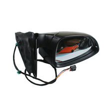Fit For VW Jetta MK6 11-14 Rear View Mirror Heating Signal Assembly Black Left
