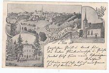 Lithographien vor 1914 mit dem Thema Dom & Kirche