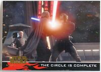 Star Wars Revenge of the Sith 1 NonSport Up Promo Insert Card# P1 TOPPS 2005 NM+