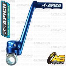 Apico Blue Kick Start Starter Lever Pedal For Yamaha YZ 65 18-19 YZ 85 02-19