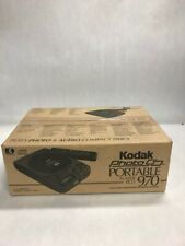 Photo CD Player Portable 970 NIB old stock Compact disc photo audio Remote KODAK