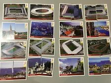 panini EURO 2008 UEFA STADE SOIT 32 IMAGES D ORIGINE