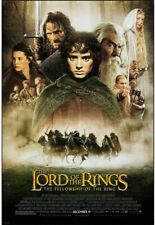 Lord of the Rings: Fellowship of the Ring Movie Poster    *Hollywood Posters*
