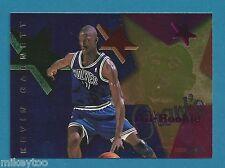 Kevin Garnett - 1995-96 Hoops Grant's All-Rookies #AR6 - RC
