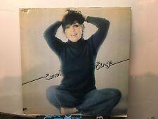 CAROL SLOANE -Carol Sings ~PROGRESSIVE 7047 {orig} w/LaBarbara, Wess, Mraz >RARE