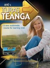 Turas Teanga: A New Multimedia Course for Learning Irish (Irish-ExLibrary