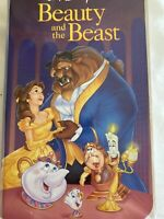 Vintage 1992 Beauty and the Beast Black Diamond Classic (VHS)