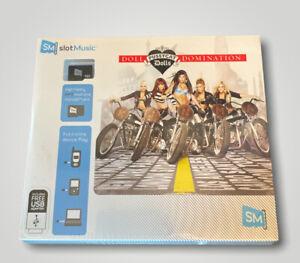 Extremely Rare SlotMusic Pussycat Dolls Domination New Sealed Digital Music Card
