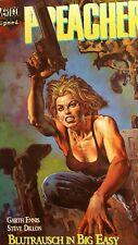 Preacher * 7 Blutrausch In Big Easy * 120 Seiten * Vertigo Speed Comics 1998
