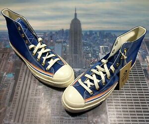 Converse Chuck 70 High Top Breaking Barriers New York Knicks Size 9.5 166815C