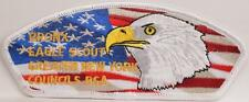 BSA GNYC CSP Greater New York Councils Bronx Eagle Boy Scout SAP SA-7 Patch
