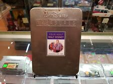 DVD - Walt Disney Treasures: Your Host Walt Disney 1956-1965 - RARE OOP TIN