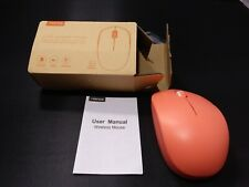 Wireless Mouse, 2.4G Noiseless Mouse with USB Receiver ~ Plug & Play design