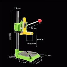MINIQ Bench Drill Stand Press Mini Electric Drill Carrier Bracket Tool 90° rpm