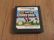NEW SUPER MARIO BROS NINTENDO DS/DSI/2DS/3DS UK PAL GAME **CARTRIDGE ONLY**