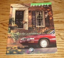 Original 1998 Buick LeSabre Deluxe Sales Brochure 98