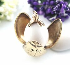 Harry Potter Dragon Egg Pendant Necklace The Goblet Of Fire