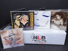 AMAZING Lot Of 4 Madonna CD's (Pop Music)