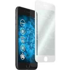 1 x iPhone 7 Plus / 8 Plus Protection Film Tempered Glass clear Shockproof white