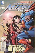 "DC Comics Superman in Action Comics #13 ""Return of the Forgotten""  New 52"