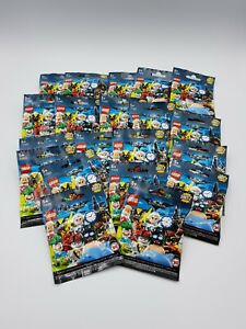 LEGO SERIE BATMAN MOVIE 2 COMPLETE 20 FIGURINES REF 71020 NEUF *SACHETS SCELLÉS*