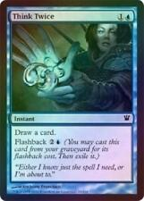 MTG  1X  Think Twice NM Innistrad FOIL