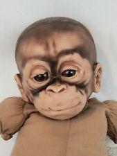 Wendy Dickison Reborn Baby Boll Little Umi Monkey Orangutan