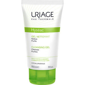 NEW Uriage Eau Thermale Hyseac Cleansing Gel 150ml