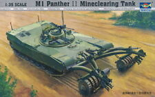 Trumpeter 9360346 carros m1 Abrams Panther 2 desactivación 1:35 modelo Kit