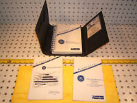 Cadillac 1995 Seville owners 1 Manuel & warranty booklet with BLACK  OEM 1 Case