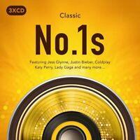 CLASSIC NO.1S : VARIOUS ARTISTS (3CD BOXSET) -  BRAND NEW & SEALED CD^