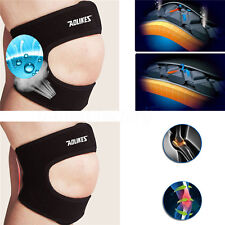 Neoprene Patella Elastic Knee Brace Strap Fastener Support Guard Football Sport