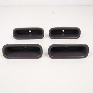 4X Genuine 95-00 Nissan Almera Pulsar N15 Front & Rear Door Interior Handle Pull