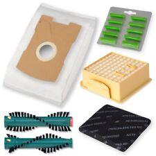 Set passt für Vorwerk Tiger 260 - 15 Filtertüten, Filter, Bürsten, Duft